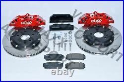 20 FI330 02 V-Maxx Grand Frein Kit pour Fiat 124 Tous Modèles Inclus Abarth 16