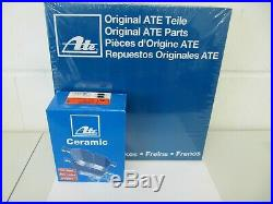 ATE Disques Et Ceramic-Garnitures Avec Wkt Abarth Grande Punto Kit Pour Avant