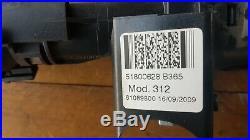 Abarth Fiat 500 1.4 i 135 cv Kit démarrage ECU set Bosch 51856400