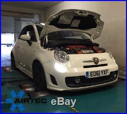 Airtec Avant Support Refroidisseur Kit Auto Pour Fiat 500 Abarth Automatique