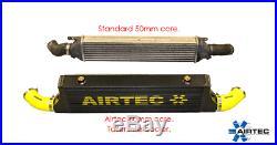 Airtec avant Support Inter Refroidisseur Kit Fiat Grande Punto Abarth 1.4 Turbo