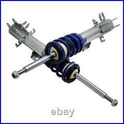 Amortisseur Réglable Suspension Kit for Fiat Punto 199 Grande Punto EVO /Abarth
