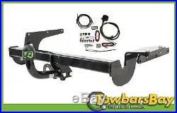 Attelage Col de Cygne 13Br C2 Kit pour Fiat 500 Abarth Hayon 08 13169FRB1