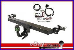 Attelage Démontable +13Br C2 Kit pour Fiat 500 Abarth Hayon 3p 08+ 13169FRA1