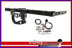 Attelage Vert Démontable 13Br C2 Kit pour Fiat 500 Abarth Hayon 08 13169FRA1