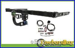 Attelage Vert Démontable 13Br C2 Kit pour Fiat 500 Abarth Hayon 08 13169FRB1