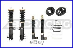BC Racing Br Surcharges Amortisseurs Ressorts Kit pour 2010-2016 Fiat 500 Abarth