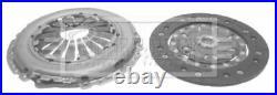 BORG n BECK 2PC Kit Embrayage pour Abarth 500 1.4 2010- Sur