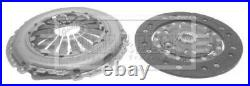 BORG n BECK 2PC Kit Embrayage pour Abarth 500C 1.4 2011- Sur