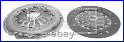 BORG n BECK 2PC Kit Embrayage pour Abarth Grande Punto 1.4 2007-2012