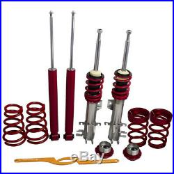 Combinés Filetés Suspension Kit fit Fiat Grande Punto 199/EVC/Abarth Coilover