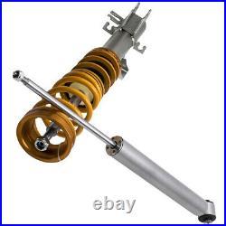Combinés Filetés Suspension Kit fit Fiat Grande Punto 199/EVC/Abarth, Coilover