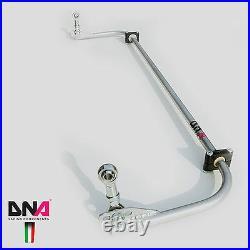 DNA Arrière Adjust. Anti-roulis Rouleau Barre Kit Pour Fiat 500 Abarth 2007
