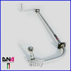 DNA Course Arrière Réglable Anti-roulis Rouleau Barre Kit Pour Fiat 500 Abarth
