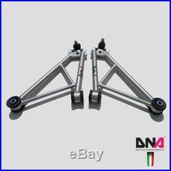 Dna Course Suspension avant Kit Bras pour Fiat 500 Abarth Modèles PC0136