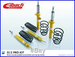 Eibach BILSTEIN Châssis B12 Kit Pro pour Fiat 500 Abarth (312) E90-30-013-01-22