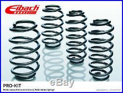 Eibach Ressorts de Rabaissement Kit Pro pour Fiat Punto Abarth (199) 20-25/30mm