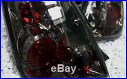 Feux Arrière Feux Arrière Kit Fiat 500 2007- Abarth Noir Fumee