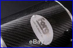 Fiat 595 Competizone Abarth 180hp forge Twintake Kit Induction Pn FMINDF500