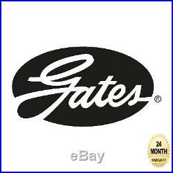 Gates Eau Pompe & Kit Courroie Distribution pour Abarth Punto 1.4 2009-