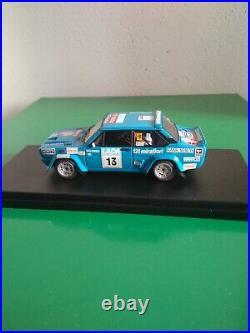 Kit 1 43 Monte Arena Fiat 131 Abarth Rallye 1000 Lacs 1977 Salonen