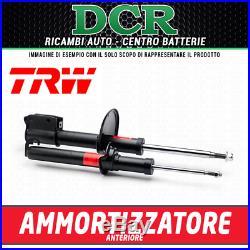 Kit 2 amortisseurs avant TRW JGM6456T ABARTH FIAT