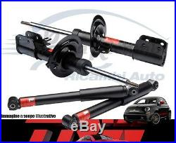 Kit 4 Amortisseurs Trw Fiat 500 Abarth (312) 1.4 À Partir De 08- 135 HP 99 Kw