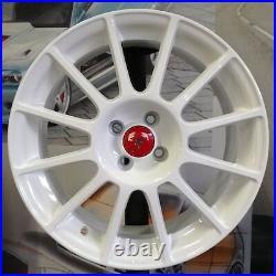 Kit 4 Jantes Alliage 7,5jx17 pour 500 ABARTH, 595 Competizione, 695, Cabrio (W)