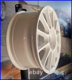 Kit 4 Jantes Alliage 7,5jx17 pour Fiat 500 ABARTH, ESSEESSE, 595, 695, Cabrio W