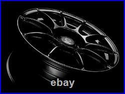 Kit 4 Jantes Alliage 7jx17 pour 124 Spider, 124 Abarth poids net 7,9 kg