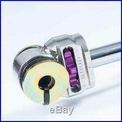 Kit Combinés filetés V3 inox KW 35240021 pour ABARTH 500 500C Variant 3