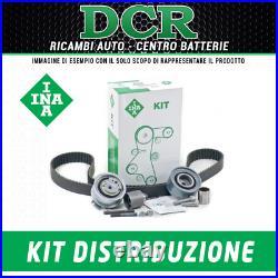 Kit Courroie de Distribution INA 530022810 Abarth Alfa Chrysler Fiat Lancia