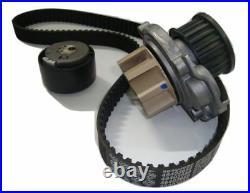 Kit Courroie de Distribution+Pompe à Eau Original Abarth 500 Punto 1.4 Turbo