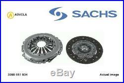 Kit Embrayage pour Abarth Fiat 500C 595C 312 312 A3 000 Grande Punto 199 Sachs