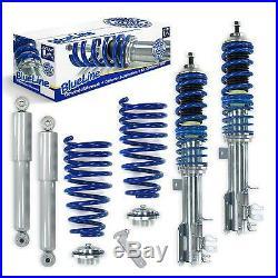 Kit amotisseurs complet suspension combinés filetés réglable FIAT 500 312 ABARTH