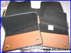Kit competizione BVA seuils de porte pédalier alu jeu 4 tapis Fiat 500 Abarth