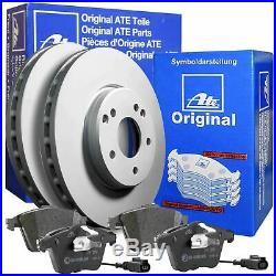 Kit de disques et de plaquettes de frein avant ATE pour Abarth 500C 500