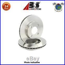 Kit disques frein Abs avant ABARTH GRANDE PUNTO bsq