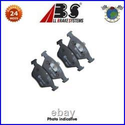 Kit plaquettes de frein Abs arrière ABARTH 500 #1u