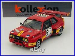 RIVA-KITS FIAT ABARTH 031 n°516 G. PIANTA Winner GIRO ITALIA 1975 1.43