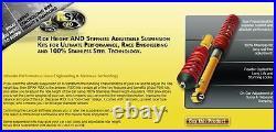RSX945 Spax Rsx Surcharge Kit pour Fiat 500 1.4 Abarth 06/08