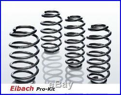Ressorts Châssis Eibach Pro Kits Fiat 500 Abarth (312)