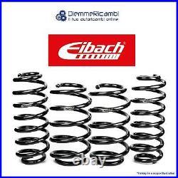 Ressorts MM Arrière Eibach Pro-Kit Fiat Abarth 500/595 08-