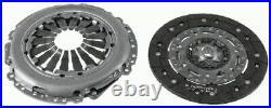 SACHS Kit d'embrayage pour ABARTH 500 / 595 312 pour LANCIA DELTA III 844