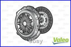 VALEO 2-PC Kit Embrayage pour Abarth 500 1.4 2008- À